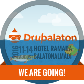 Drupalaton 2016 - We are going